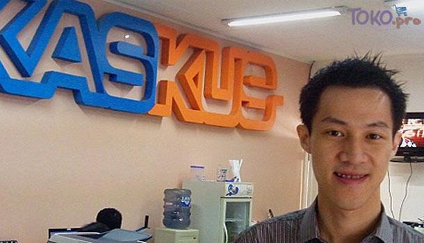 Andrew Darwis Pemilik Situs Forum Kaskus - www.maxmanroe.com