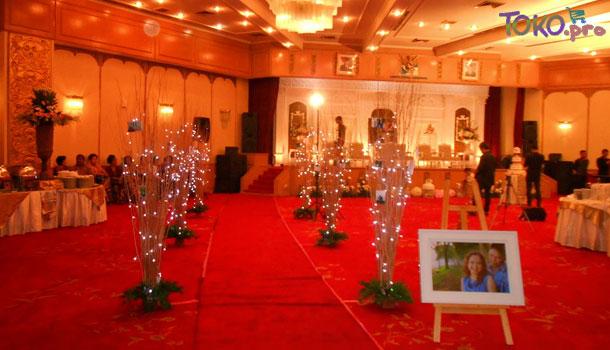 Auditorium Adhiyana Wisma Antara - sulthancatering.blogspot.com