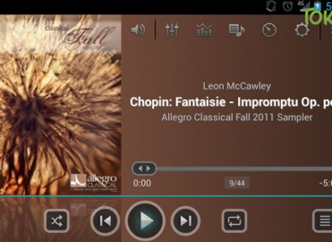 Aplikasi Musik di Smartphone Samsung