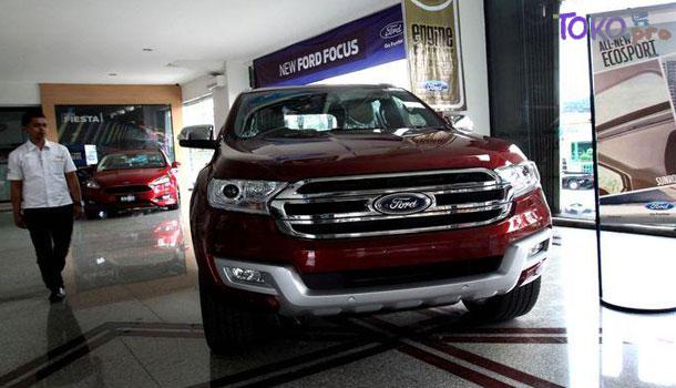 dealer ford bandung - jabar.tribunnews.com