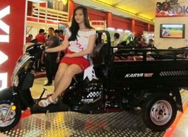 Pabrik dan Dealer sepeda motor VIAR di Semarang