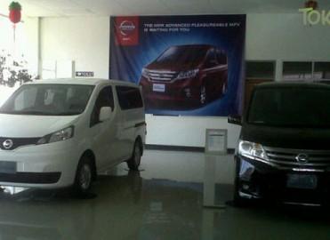 Lokasi Dealer mobil DATSUN di Lampung