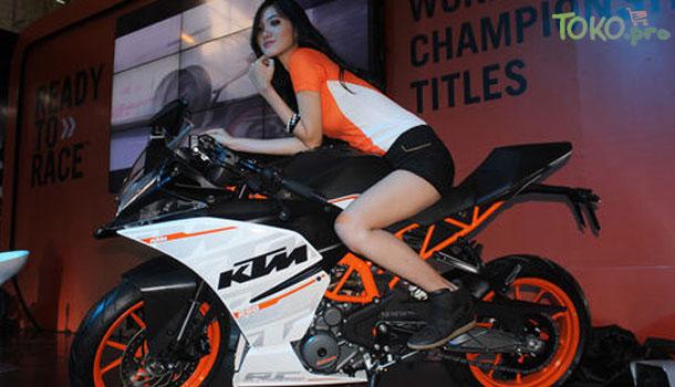 showroom motor ktm - www.otosia.com